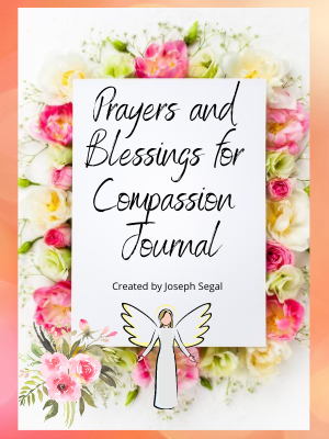 Prayers and Blessings for Compassion Journal