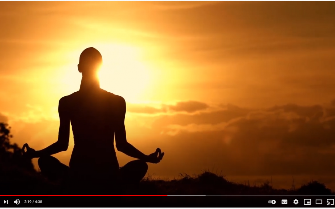 What is guided meditation?