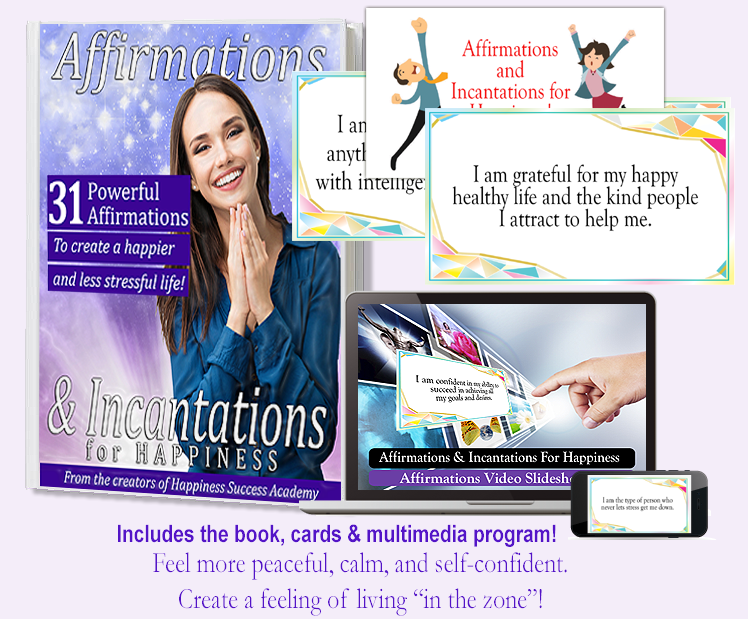 affirmations work when you work them regularly
